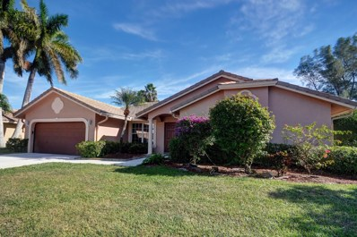 10278 Canoe Brook Circle, Boca Raton, FL 33498 - MLS#: RX-10484182