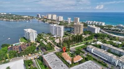 770 E Camino Real UNIT 7, Boca Raton, FL 33432 - #: RX-10484210