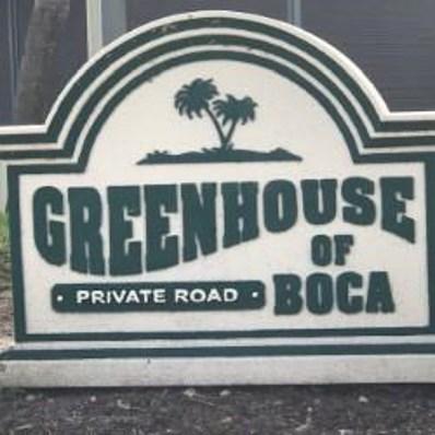 9338 SW 5th Street UNIT C, Boca Raton, FL 33428 - MLS#: RX-10484215