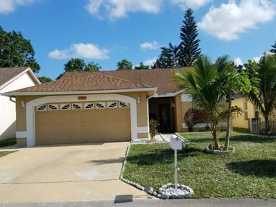 2810 Foxhall Drive E, West Palm Beach, FL 33417 - #: RX-10484274