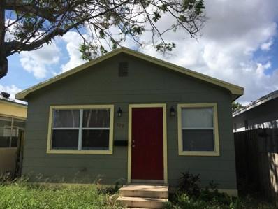 429 N F Street, Lake Worth, FL 33460 - MLS#: RX-10484287