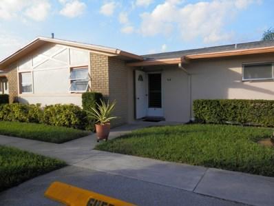 2607 Dudley Drive W UNIT G, West Palm Beach, FL 33415 - MLS#: RX-10484315
