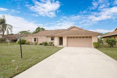 5749 Adair Way, Lake Worth, FL 33467 - #: RX-10484419