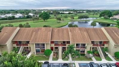 5152 Golfview Court UNIT 1824, Delray Beach, FL 33484 - MLS#: RX-10484424