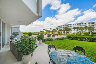 2773 S Ocean Boulevard UNIT 109, Palm Beach, FL 33480 - #: RX-10484450