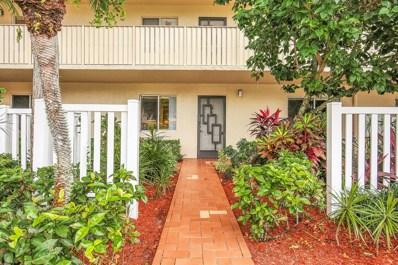 7286 Huntington Lane UNIT 102, Delray Beach, FL 33446 - MLS#: RX-10484455