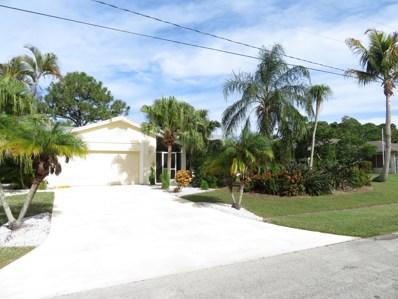 2225 SE Bowie Street, Port Saint Lucie, FL 34952 - MLS#: RX-10484499