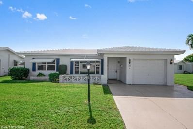 1106 Ocean Avenue, Boynton Beach, FL 33426 - MLS#: RX-10484570