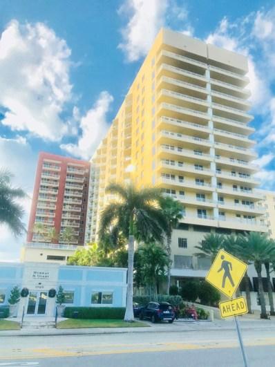 1551 N Flagler Drive UNIT 707, West Palm Beach, FL 33401 - MLS#: RX-10484596