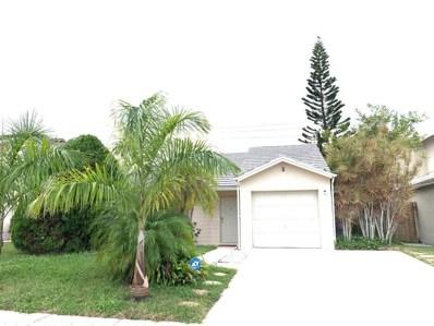 6112 Strawberry Lakes Circle Circle, Lake Worth, FL 33463 - MLS#: RX-10484689