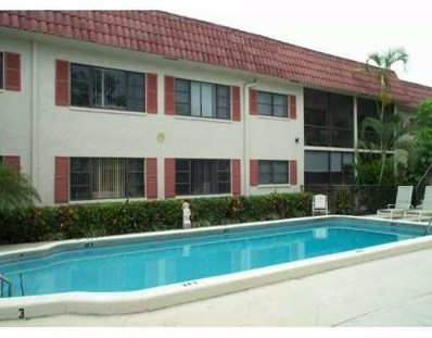 665 Enfield Street UNIT B12, Boca Raton, FL 33487 - MLS#: RX-10484722