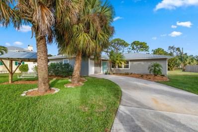 1420 SW Dyer Point Road, Palm City, FL 34990 - MLS#: RX-10484737