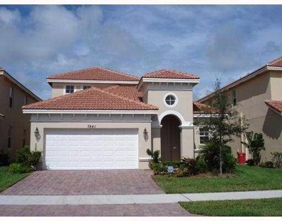 7841 SE Heritage Boulevard, Hobe Sound, FL 33455 - #: RX-10484766