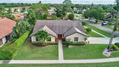 7499 San Sebastian Drive, Boca Raton, FL 33433 - MLS#: RX-10484841