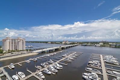 400 N Flagler Drive UNIT 2105, West Palm Beach, FL 33401 - MLS#: RX-10484847