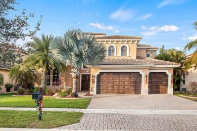 544 Edgebrook Lane, Royal Palm Beach, FL 33411 - MLS#: RX-10484855