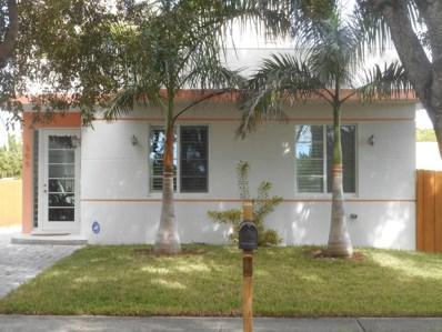 505 N Street, West Palm Beach, FL 33401 - MLS#: RX-10484940