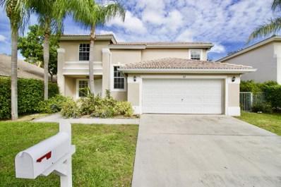 83 Citrus Park Lane, Boynton Beach, FL 33436 - #: RX-10484943
