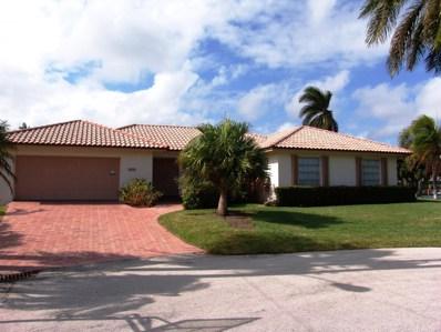 4410 Tranquility Drive, Highland Beach, FL 33487 - MLS#: RX-10484961