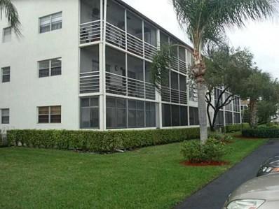 233 Suffolk F UNIT 233, Boca Raton, FL 33434 - MLS#: RX-10484965