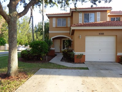 6088 Eaton Street, West Palm Beach, FL 33411 - MLS#: RX-10484984
