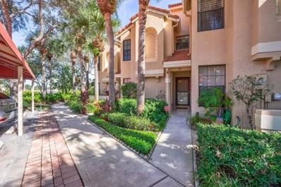 2320 Treasure Isle Drive UNIT A67 + D>, Palm Beach Gardens, FL 33410 - MLS#: RX-10485025