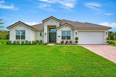 4495 Jacqueline Manor SW, Vero Beach, FL 32968 - #: RX-10485042