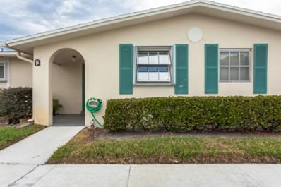 2980 Ashley Dr E F, West Palm Beach, FL 33415 - MLS#: RX-10485071