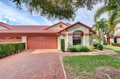 7629 Lexington Club Boulevard UNIT A, Delray Beach, FL 33446 - MLS#: RX-10485161