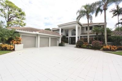 6241 Hollows Lane, Delray Beach, FL 33484 - #: RX-10485207
