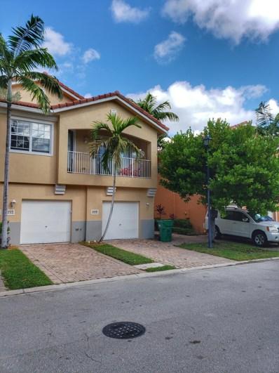 1729 Carvelle Drive, Riviera Beach, FL 33404 - MLS#: RX-10485211