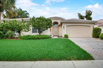 11396 Ohanu Circle, Boynton Beach, FL 33437 - MLS#: RX-10485296