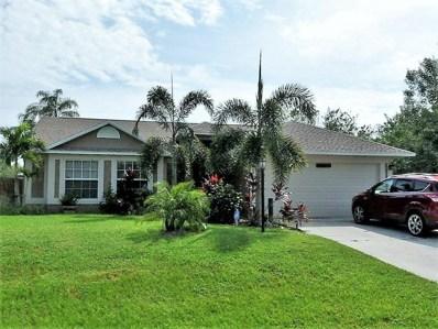 1825 SW Salvatierra Boulevard, Port Saint Lucie, FL 34987 - MLS#: RX-10485309