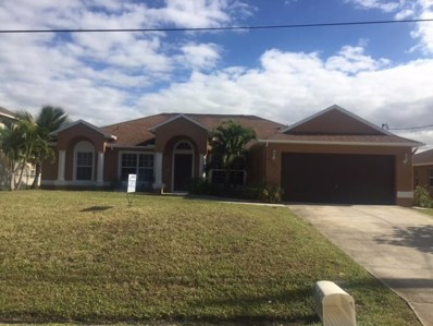 4221 SW Hagaplan Street, Port Saint Lucie, FL 34953 - MLS#: RX-10485323