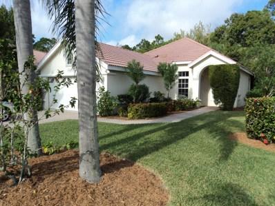 708 SW St Vincent Cove, Port Saint Lucie, FL 34986 - MLS#: RX-10485333