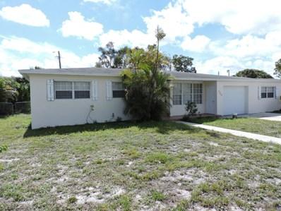 754 Evergreen Drive, Lake Park, FL 33403 - MLS#: RX-10485388