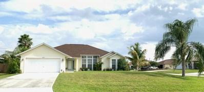 2285 SW Alminar Street, Port Saint Lucie, FL 34953 - MLS#: RX-10485417