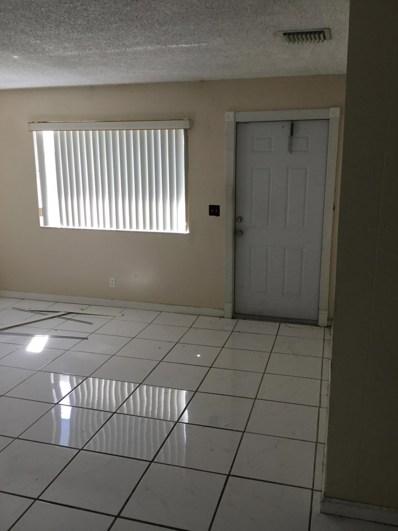 105 E Tiffany Drive UNIT 4, Mangonia Park, FL 33407 - MLS#: RX-10485439