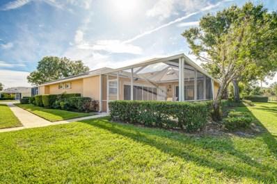 1230 NW Sun Terrace Circle UNIT B, Port Saint Lucie, FL 34986 - #: RX-10485461