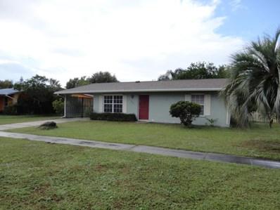 302 NE Floresta Drive, Port Saint Lucie, FL 34953 - MLS#: RX-10485543