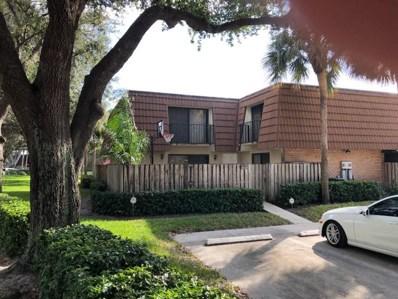 170 Heritage Way UNIT 18 B, West Palm Beach, FL 33407 - MLS#: RX-10485545