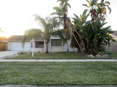605 Toxaway Drive, West Palm Beach, FL 33413 - #: RX-10485564