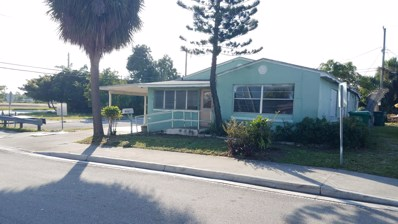 1105 W 34th Street, Riviera Beach, FL 33404 - MLS#: RX-10485669