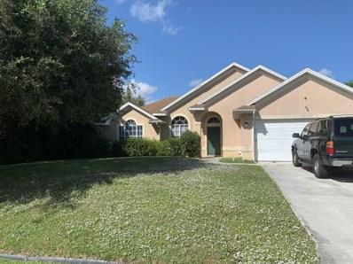 881 SW Haas Avenue, Port Saint Lucie, FL 34953 - MLS#: RX-10485757