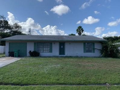 714 SW Hibiscus Street, Port Saint Lucie, FL 34983 - MLS#: RX-10485761