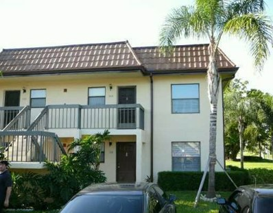 7101 Golf Colony Court UNIT 106, Lake Worth, FL 33467 - MLS#: RX-10485762