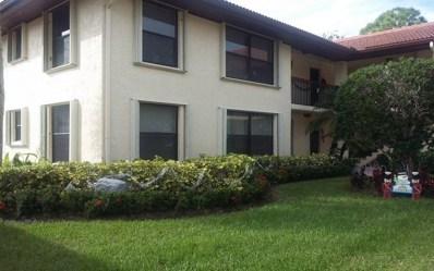 480 SW South River Drive UNIT 207, Stuart, FL 34997 - MLS#: RX-10485764