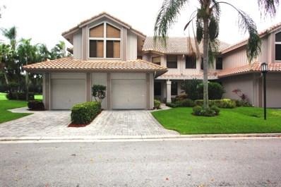 16856 Isle Of Palms Drive UNIT A, Delray Beach, FL 33484 - MLS#: RX-10485766
