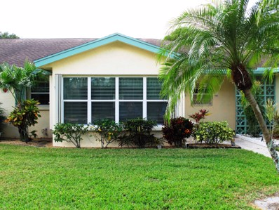 14260 Nesting Way UNIT C, Delray Beach, FL 33484 - MLS#: RX-10485784