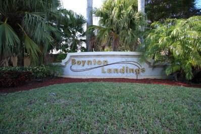 2307 N Congress Avenue UNIT 27, Boynton Beach, FL 33426 - MLS#: RX-10485881
